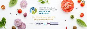 XXIV Jornadas Internacionales de Nutrición Práctica @ Centro de Conferencias Fundación Pablo VI, Madrid