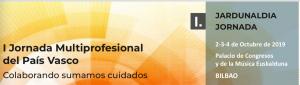 I Jornada Multiprofesional del Pais Vasco @ Palacio de Congresos y de la Música Euskalduna