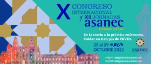 X Congreso Internacional y XII Jornadas ASANEC, un homenaje a la ciudad de Huelva.