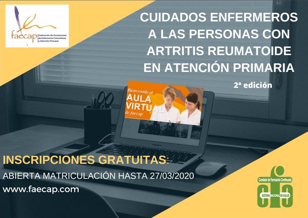 Cuidados De Enfermería A Las Personas Con Artritis Reumatoide En Atención Primaria 2ª Edición Efekeze