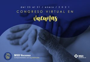 Congreso Virtual en Vacunas 2021 de MSD