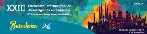 XXIII Encuentro Internacional de Investigación en Cuidados (Investén-isciii) @ Edificio Histórico de la Universidad de Barcelona