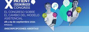 6ª edición del congreso XPatient Barcelona Congress, una de las acciones principales impulsada por la XPA Barcelona (Experiencia del Paciente)